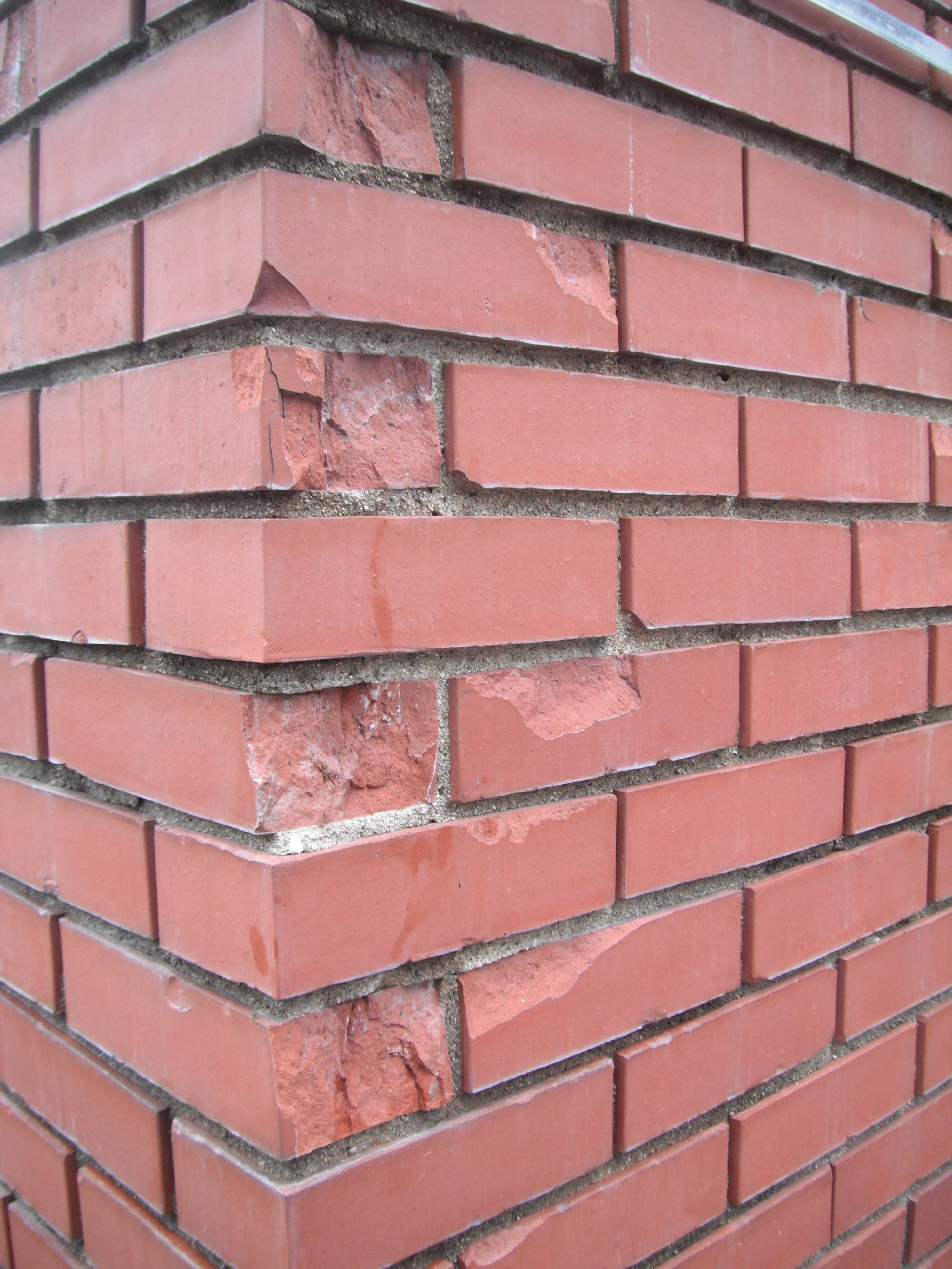 Spalling brick ask the chimney sweep for What to do with bricks