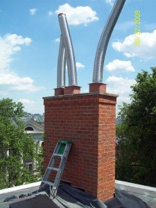 How To Repair A Cracked Chimney Flue Tile