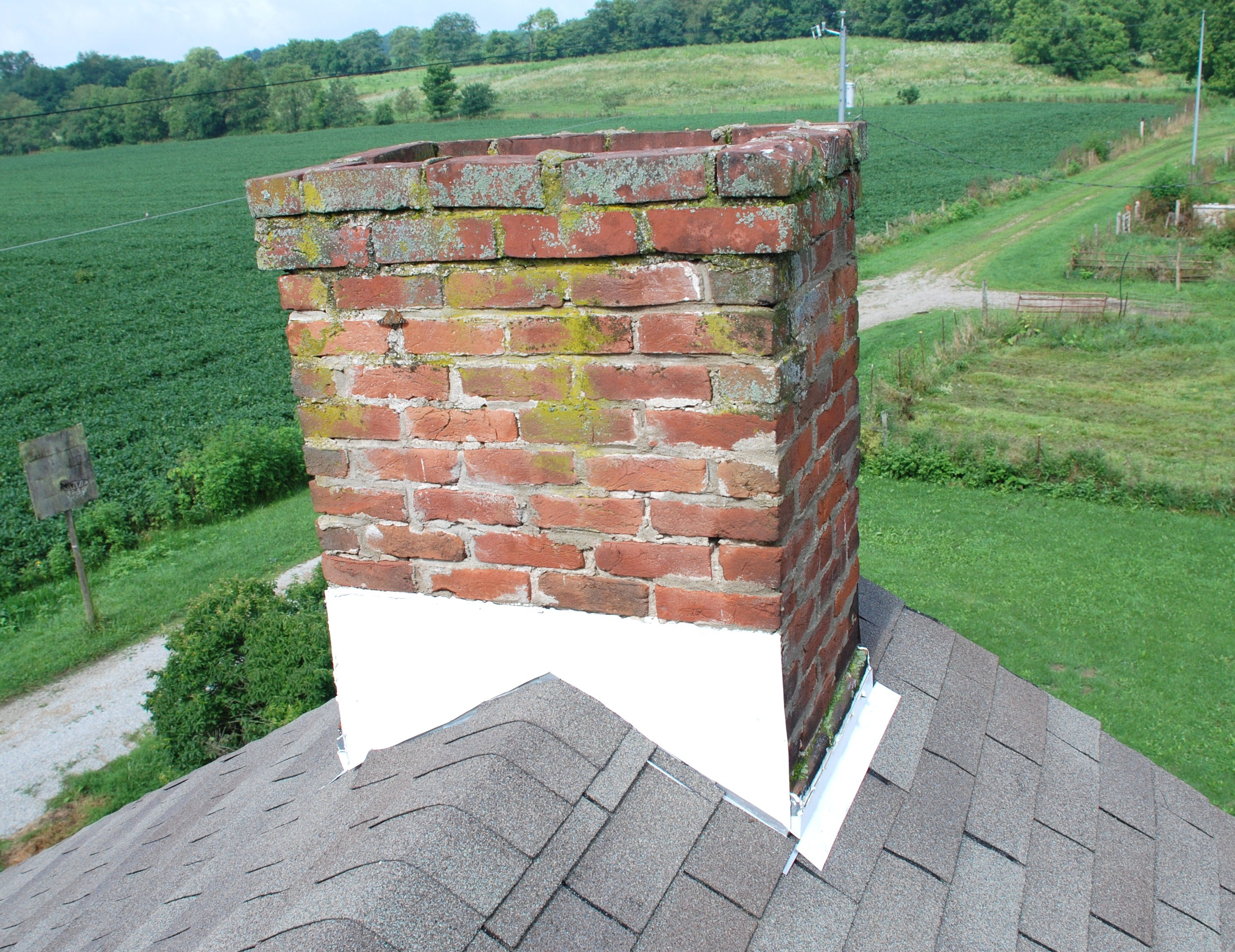 Brick Mold Removal