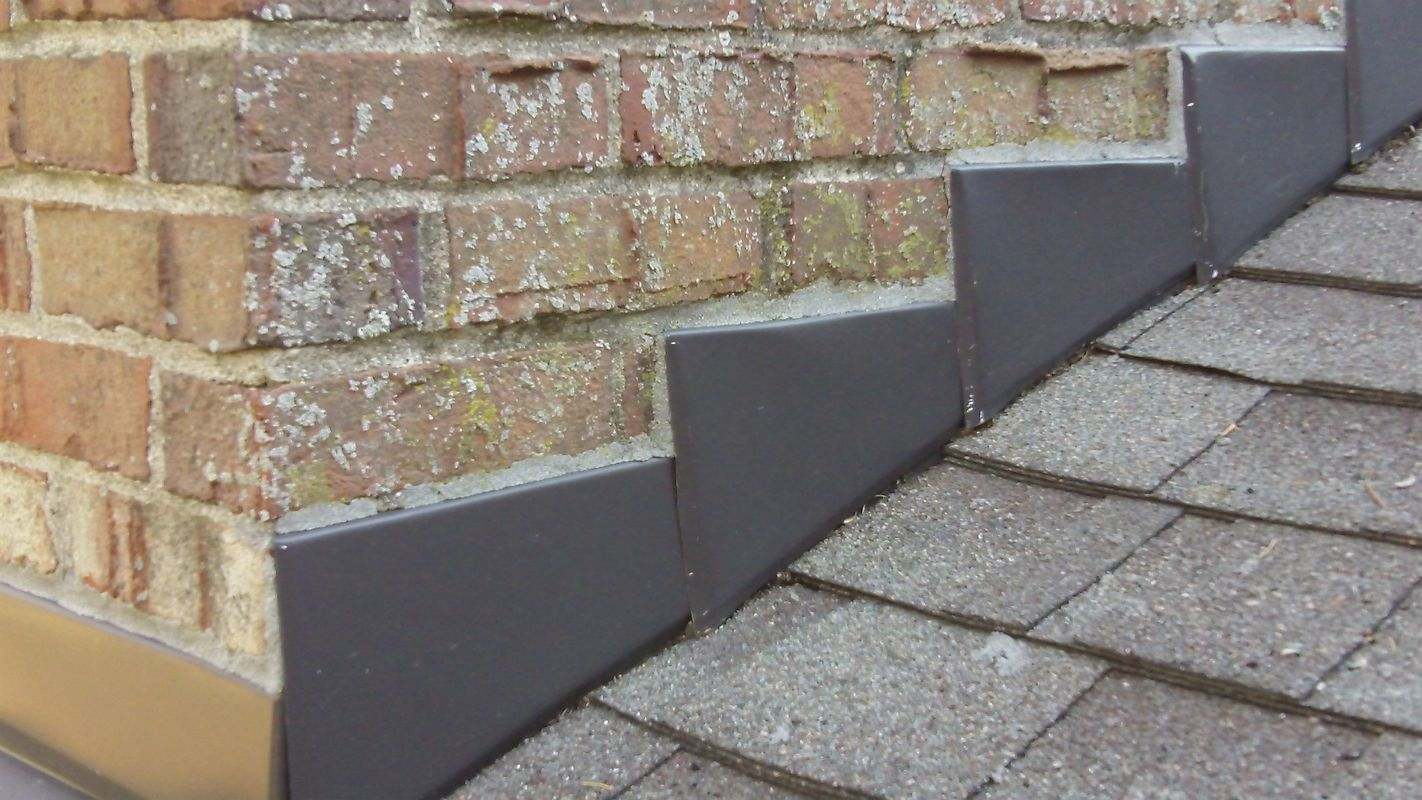 How to Install or Repair Chimney Flashing