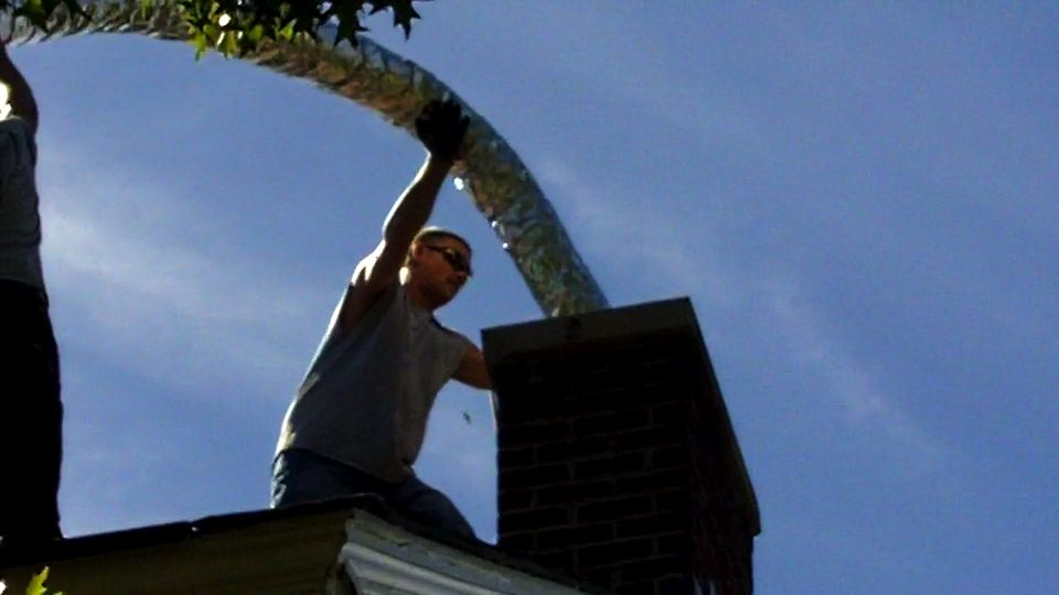 How to Install a Stainless Steel Chimney Liner