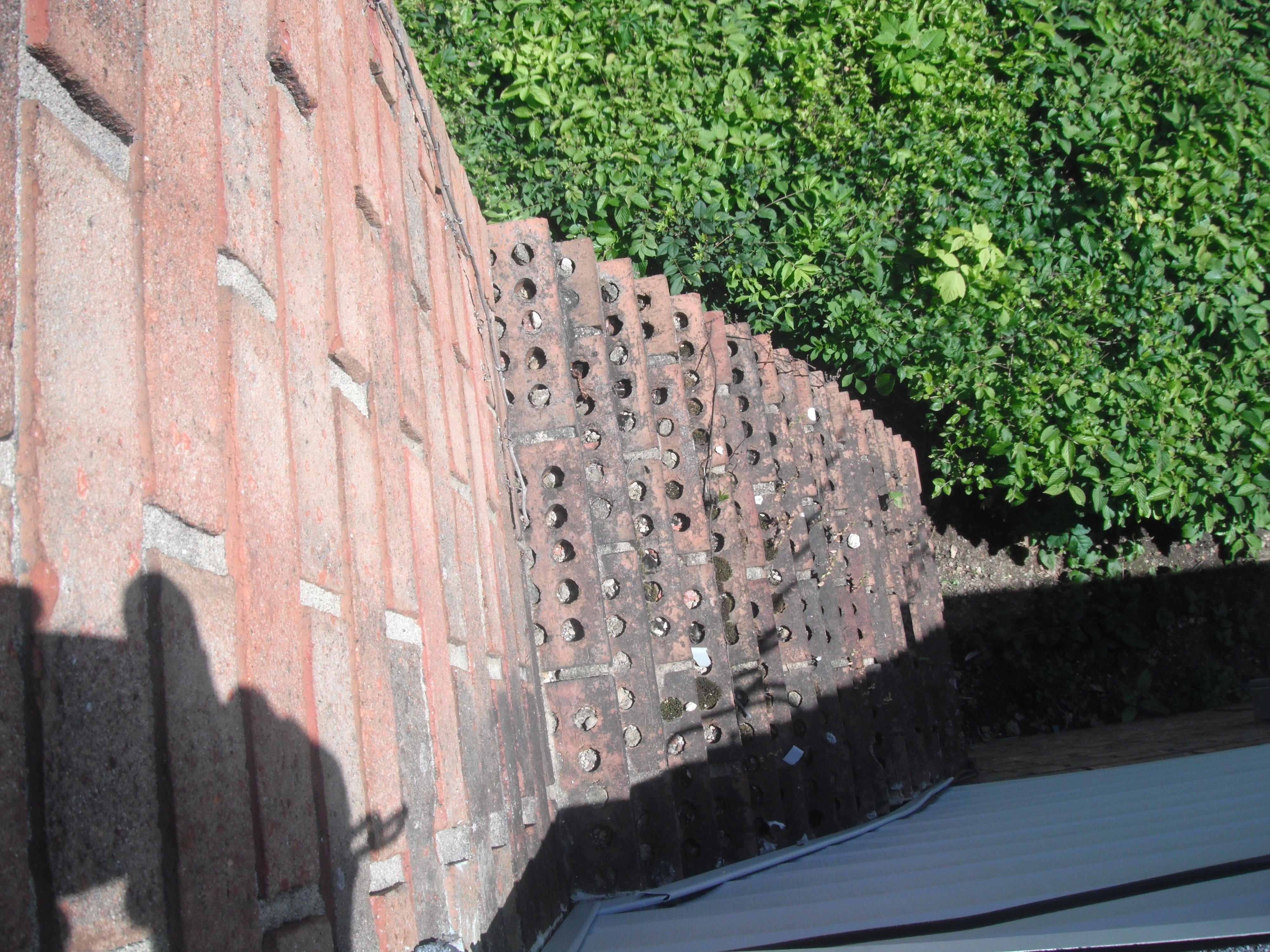 Brick Chimney Construction: Corbels