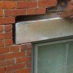 Replacing a Limestone Lintel