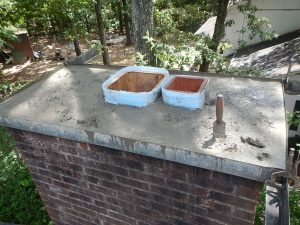 chimney expansion joints