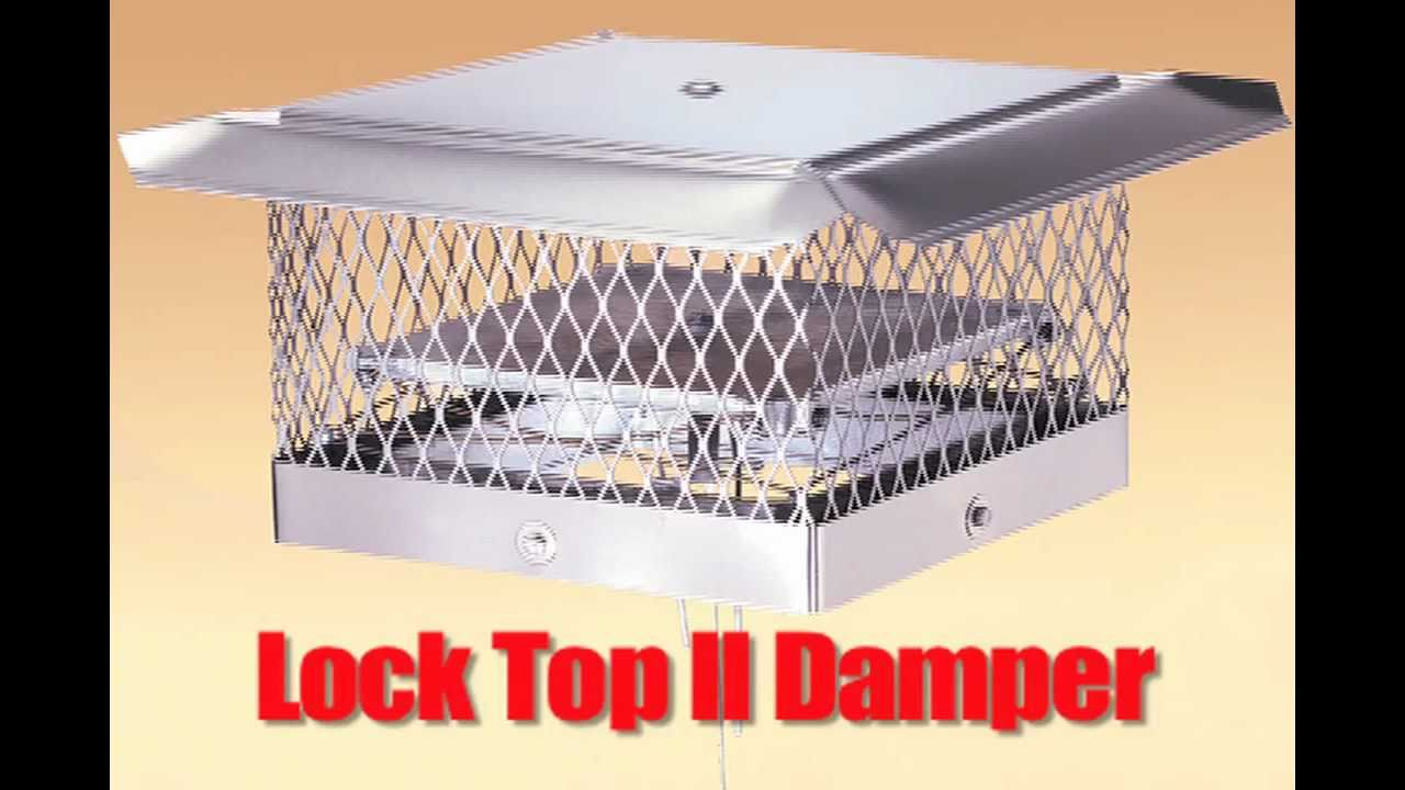 Top Sealing Damper