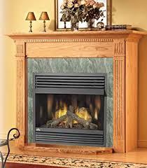 Napoleon Grandville's fireplace